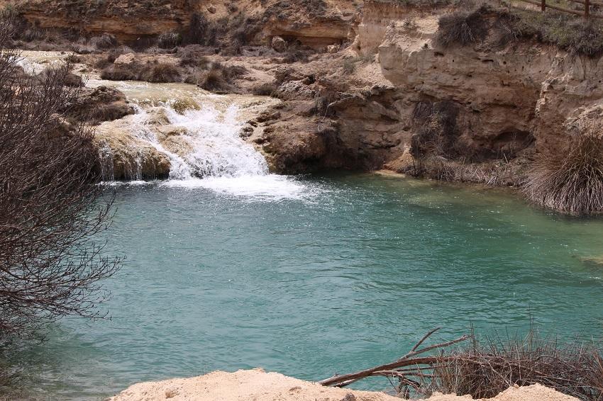 Imagen de las Lagunas de Ruidera, uno de los tesoros naturales de Castilla La Mancha