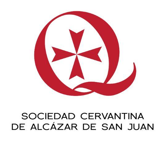 logo sociedad cervantina