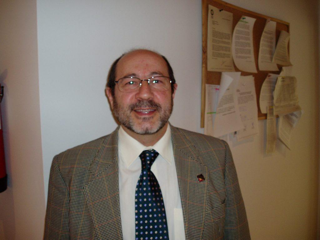 Félix Esteban, Presidente DO Miel de Alcarria