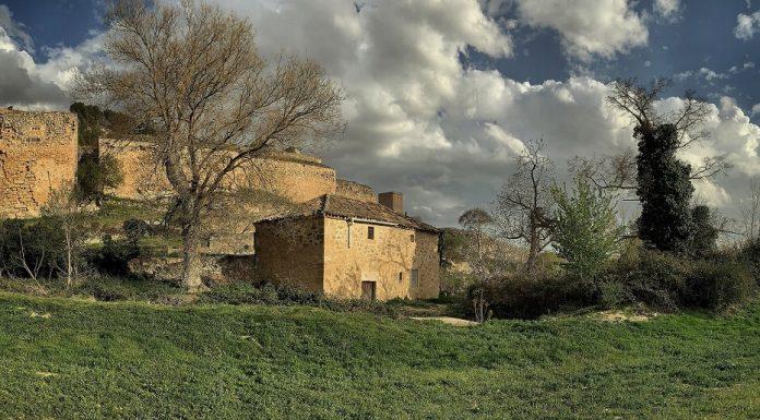 Imagen actual del Monasterio de Uclés. https://www.monasterioucles.com/