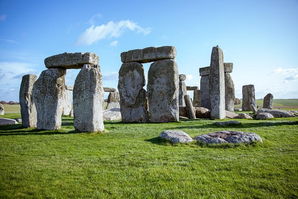 Stonehenge, fotografiado por Stephanie Leblanc. Imagen de www.unsplash.com