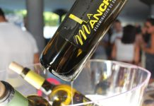 Un vino airén en verano siempre apetecible