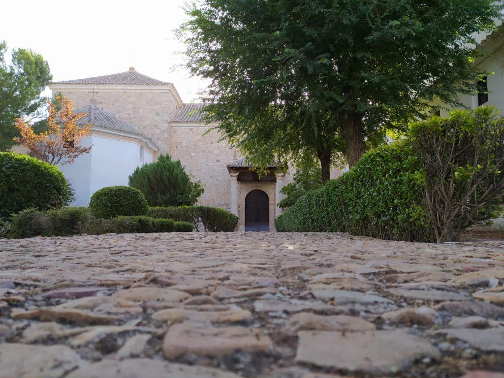 Son numerosas las ermitas en Tembleque