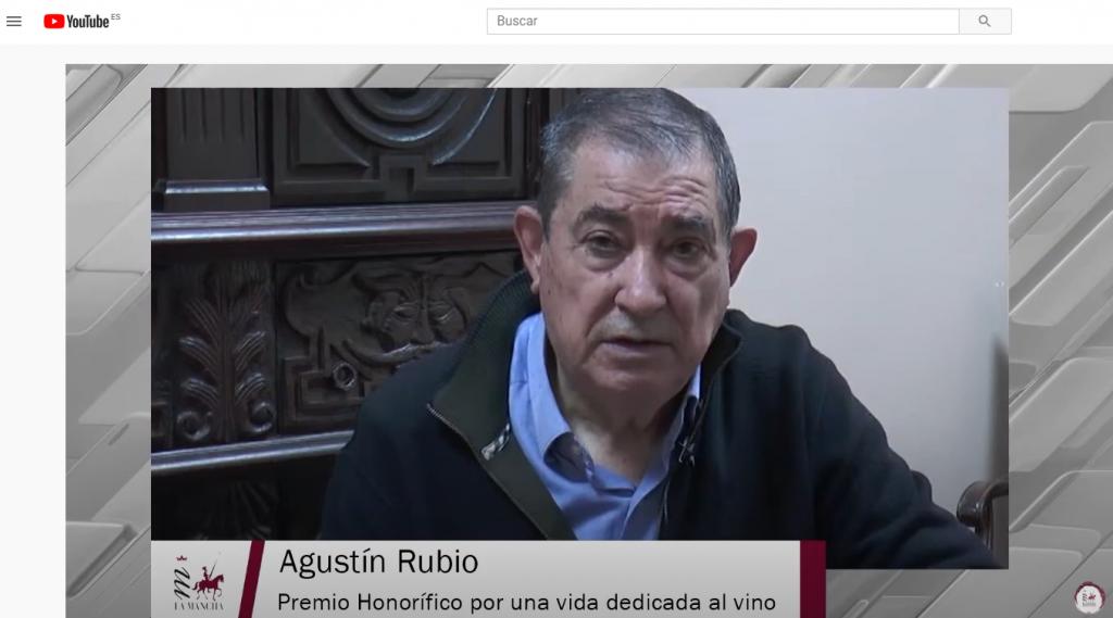 Agustín Rubio, de Bodegas Hnos Rubio en Villasequilla, Toledo