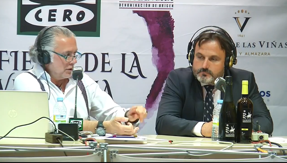Juan Ramón Lucas y Carlos D. Bonilla