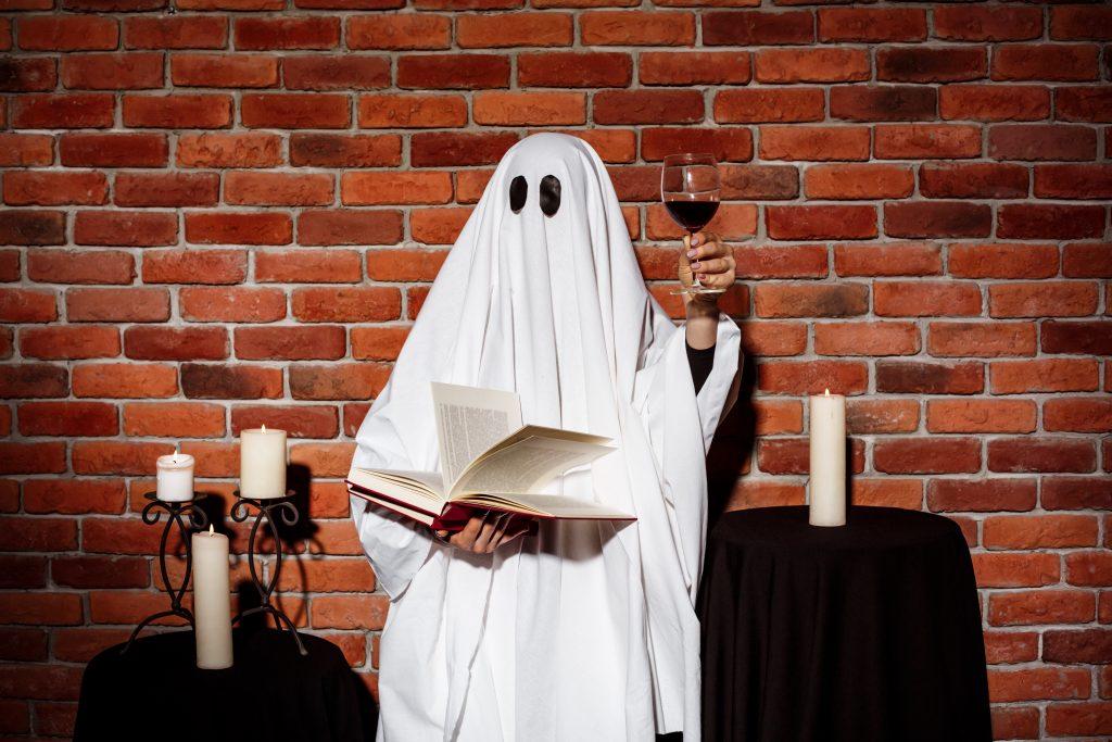 Halloween y Vino