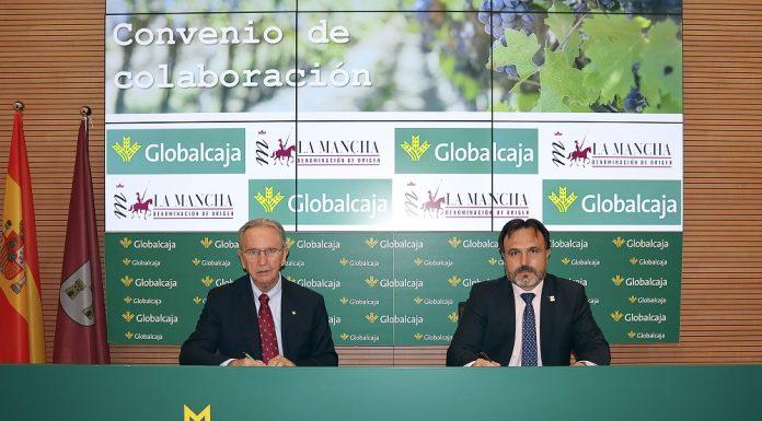 Convenio entre Globalcaja y DO La Mancha