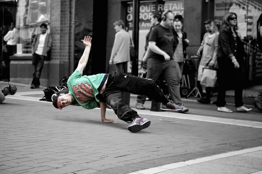 Danzas urbanas/street dance