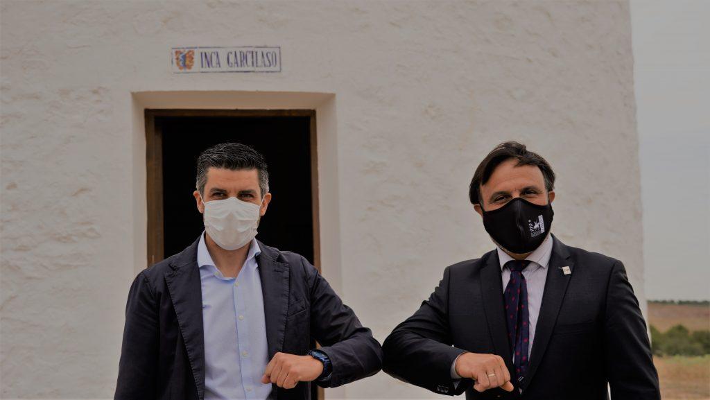Alcalde de Campo de Criptana y Presidente del Consejo Regulador