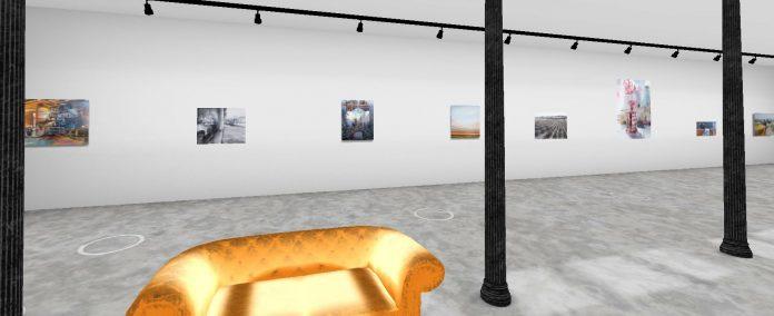 Exposición virtual concurso de pintura