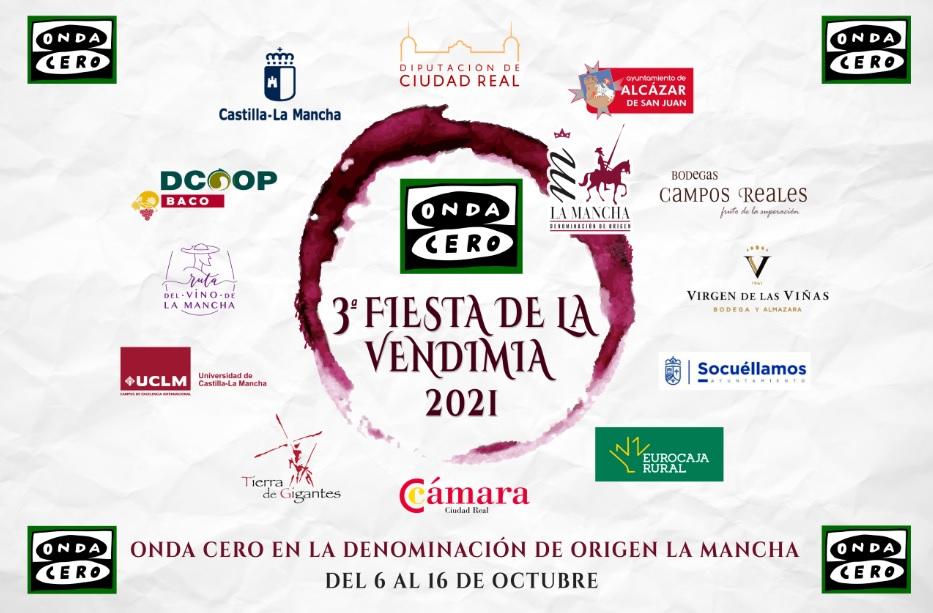III Fiesta de la Vendimia en La Mancha
