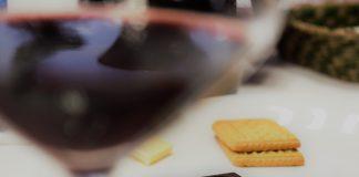 Maridaje de vino y chocolate